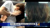 Child Abuse Suspects Captured In Colorado Springs