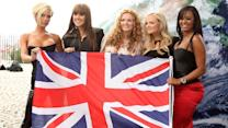 Spice Girl reunion headlines Olympic Closing Ceremony