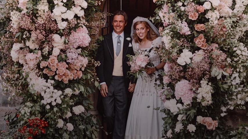 Princess Beatrice Bucked Royal Tradition With Her Wedding Ring