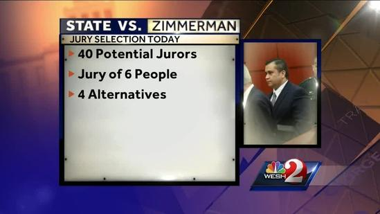 Judge increases wanted potential jurors in George Zimmerman case