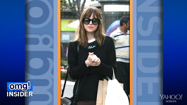 Dakota Johnson Transforms Into Anastasia Steele for 'Fifty Shades'