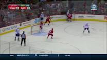 Staal sets up Tlusty for a shorthanded goal