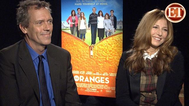 'The Oranges' Squeezes Comedy From Tragedy
