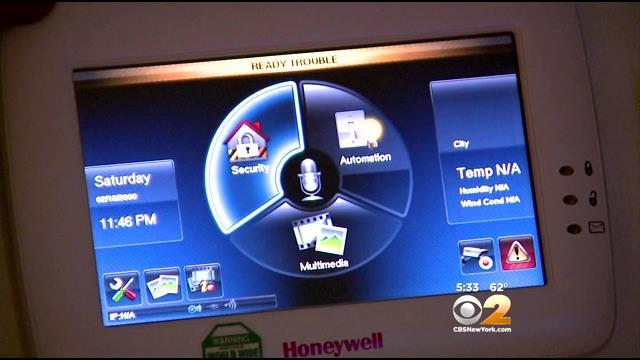 Wantagh Homeowner Catches Robber On Surveillance Camera