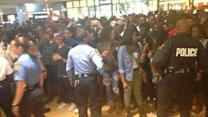 Overcrowding prompts early closure of Galleria