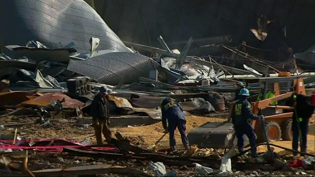 President Obama comforts West, Texas town after deadly blast