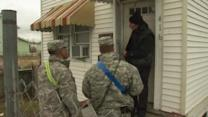 Homes still without power since Hurricane Sandy