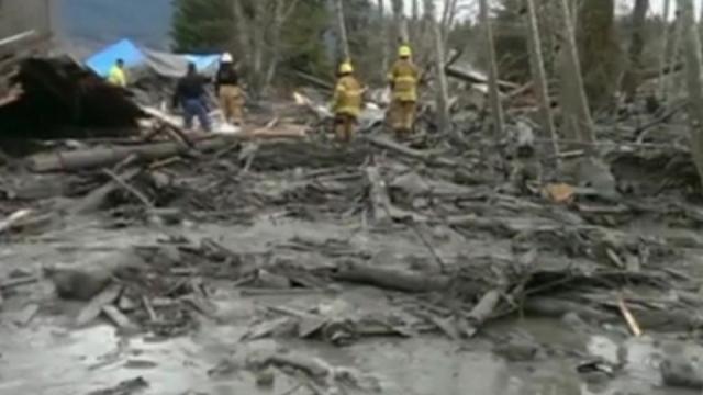 US landslide kills 3