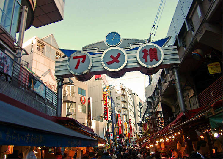 東京人氣地區「上野」周邊景點懶人包