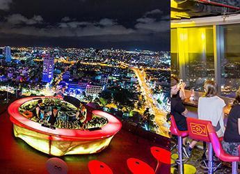 【越南自由行】胡志明市3大人氣Rooftop Bar