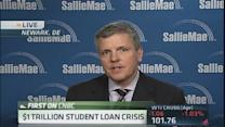 Sallie Mae CEO: Some manage student loan debt successfull...