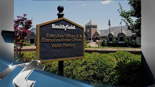 Acquisition Latest News: Smithfield Profit Plunges on Drop in Exports