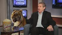 'Life of Pi' Stars on Filming in CGI