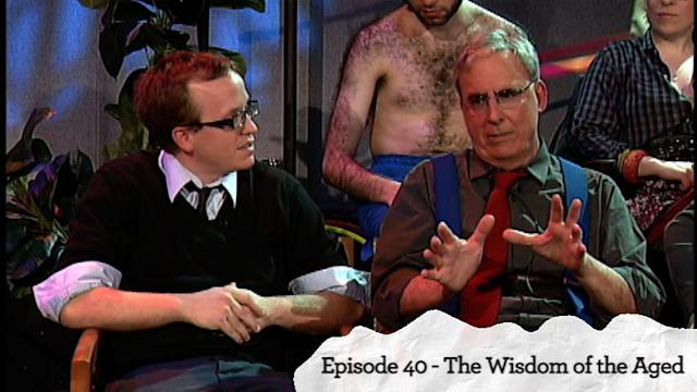 TCGS #40 - The Wisdom of The Aged