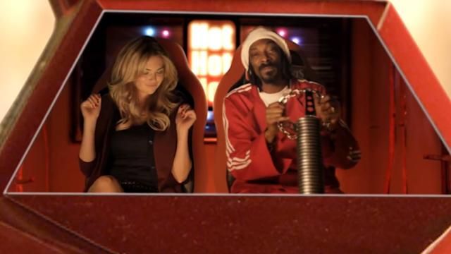 Snoop Dogg Kate Upton Hot Pockets Music Video Commercial