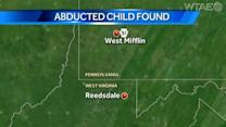 Girl in reported kidnapping found; arrest made