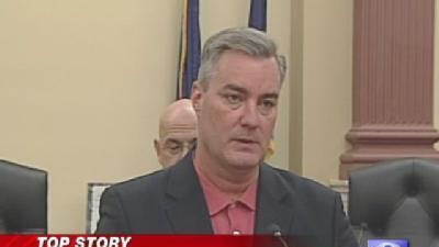 York County Commissioner Discusses Clerk