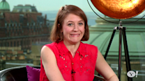 Fringe In 5: Gemma Whelan as Chastity Butterworth