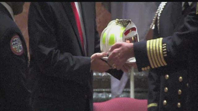 New IFD chief takes oath
