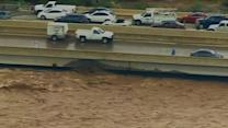 Monsoon surge floods Phoenix area