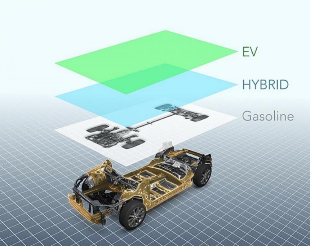 新 SGP 模組底盤平台本就為了適應 Hybrid、EV 動力而生,新 Forester 會有 Hybrid 動力也不感意外。
