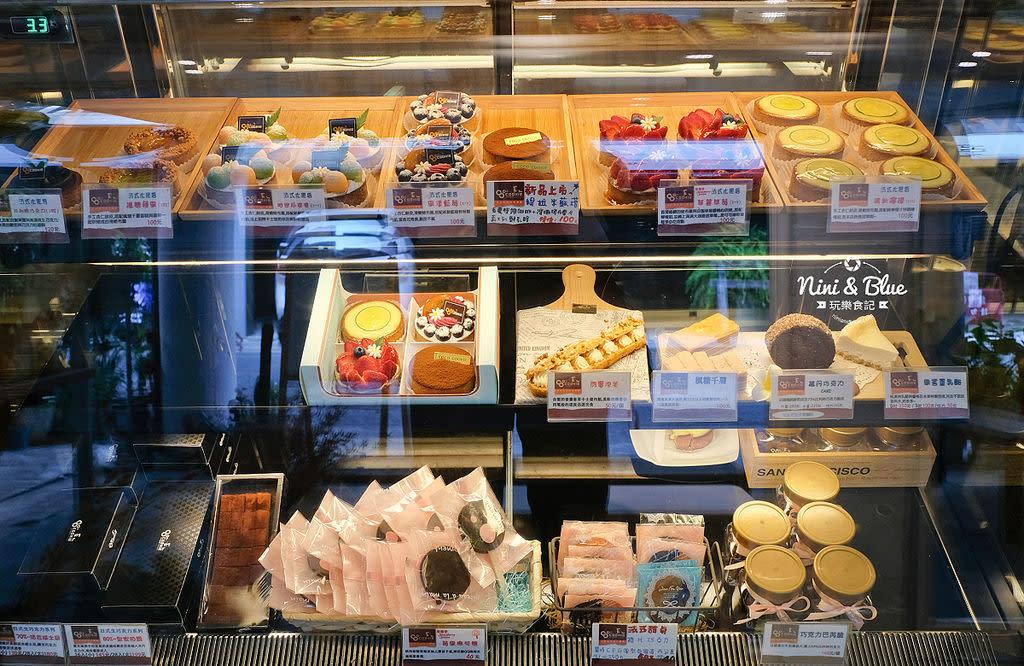 台中一中街 甜點 咖啡 可可庫奇01