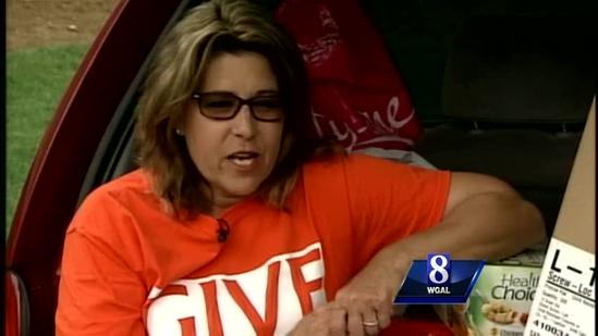 York woman organizes drive for Oklahoma tornado victims
