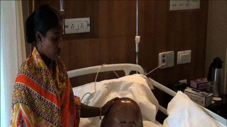Girl with hydrocephalus to receive medical care