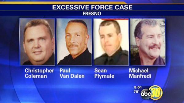 Juror says FPD excessive force retrial is waste of money