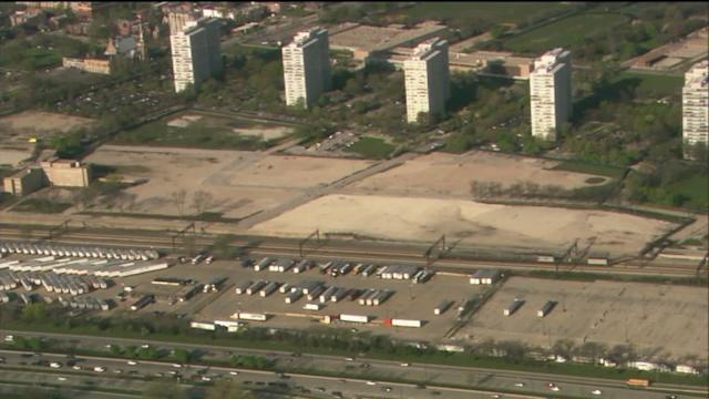 Chicago files lawsuit against property owner standing in way of new entertainment district