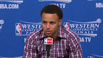 Stephen Curry details his nasty fall