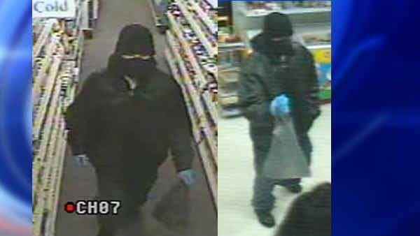 2 armed robbers terrorize shopkeepers in Queens