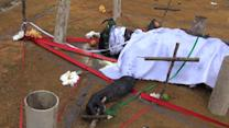 Nightline 10/22: Colombian Exorcist Performs Fire-Fueled Rituals