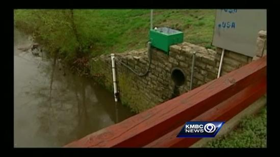 New technology helps KC track flood risk