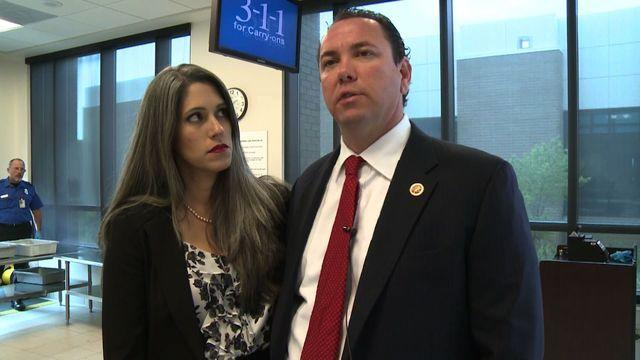 "Rep. Vance McAllister: Continuing to serve ""not the right fit"" right now"