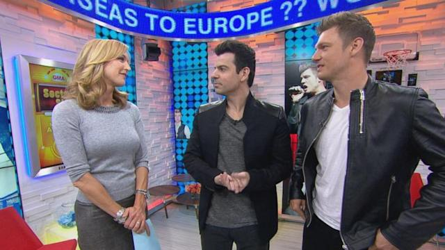Nick Carter and Jordan Knight Make a Big Announcement