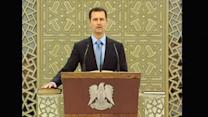 Syria's Assad sworn in as president