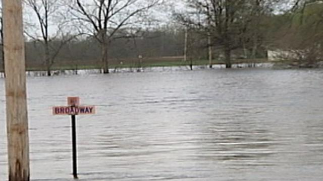 Floods Wreaking Havoc in the Midwest