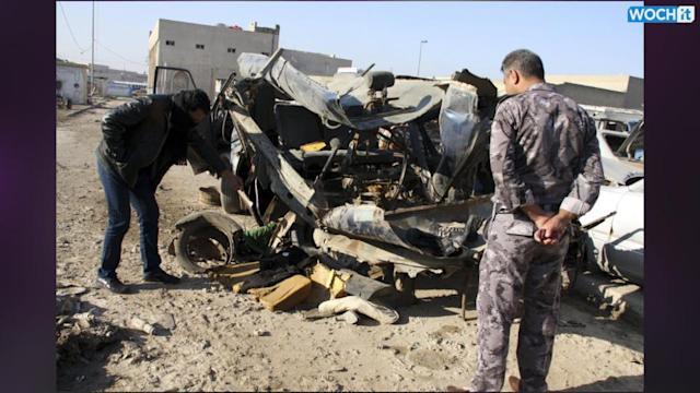 Car Bombs, Clashes Kill 21 Civilians In Iraq