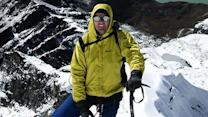 American rescued after surviving fall in Himalayas