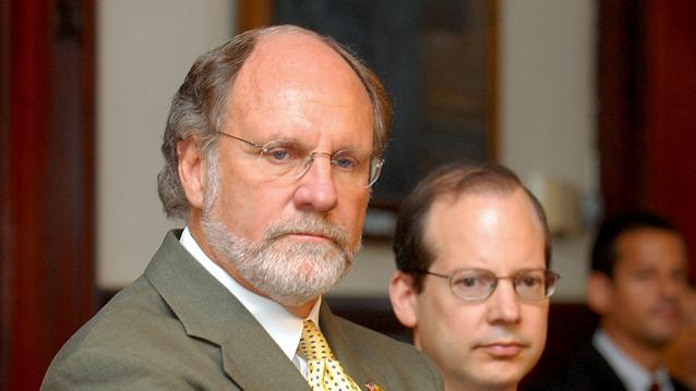 Jon Corzine: Taken to Task for Excessive Chutzpah