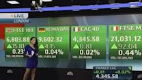 Global markets mixed, Russian sanctions eyed