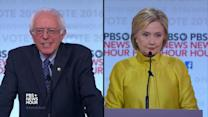 Democratic Debate Strategy for Hillary Clinton and Bernie Sanders