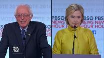 Democratic Debate Strategy for Hillary Clinton and Bernie Sanders