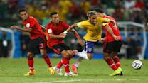 Lack of teamwork leads to Brazil draw against Mexico