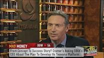 Starbucks CEO: Teavana will leapfrog internationally firs...