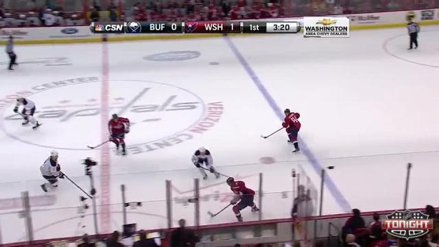 Buffalo Sabres at Washington Capitals - 01/12/2014