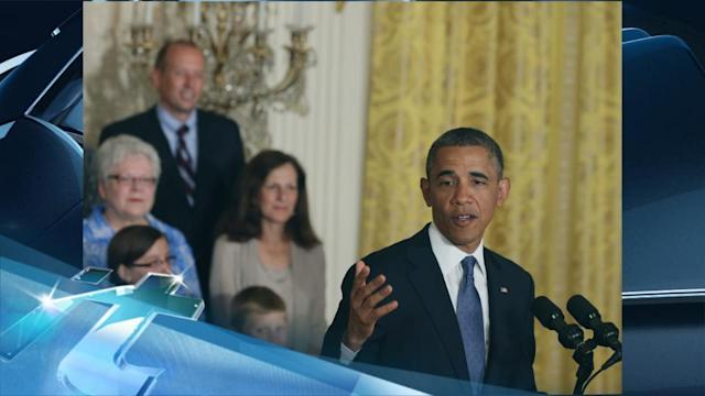 Breaking News Headlines: Obama Says Choices Now Will Govern Future Economy