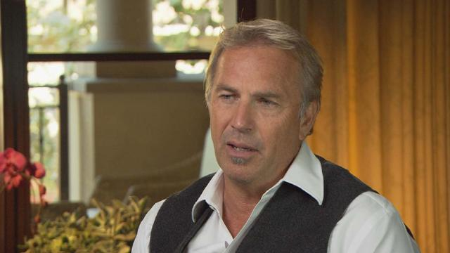 Kevin Costner Talks Working With Chris Pine On 'Jack Ryan: Shadow Recruit'
