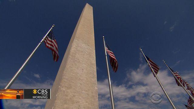 Washington Monument repairs complete: A first look inside